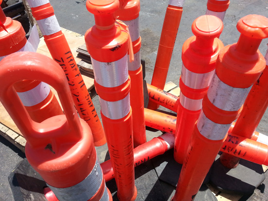 Construction Cones Driver Safety Tips