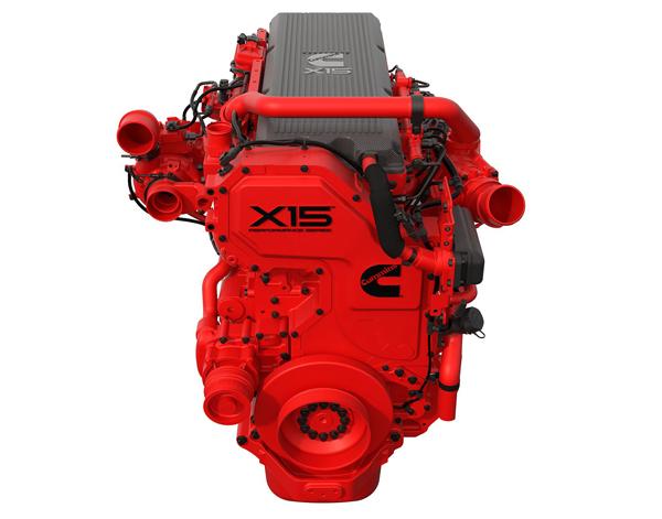 Cummins X15 Engine