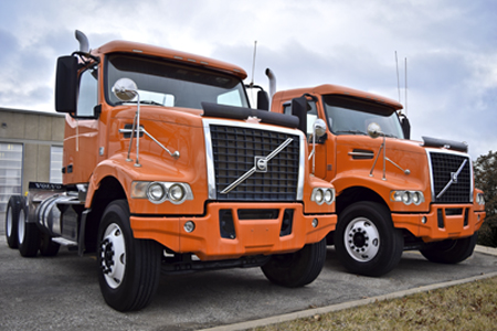 2014 Volvo VHD trucks for sale at MHC Kenworth
