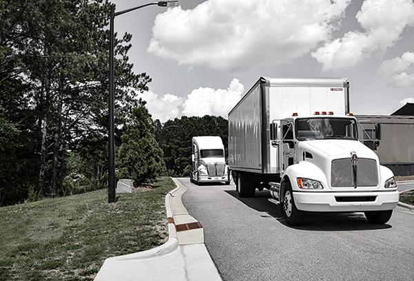 MHC Truck Leasing Box Trucks