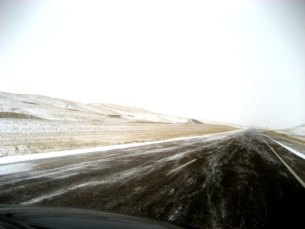 Traveling safely during the holidays during winter months
