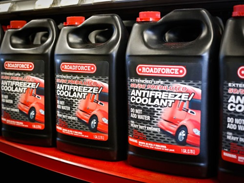 RoadForce Antifreeze Coolant 50/50 Comprehensive Solution