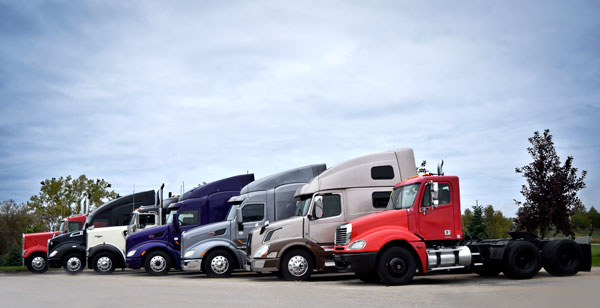 New and used trucks for sale at MHC Kenworth