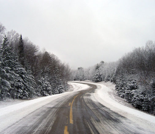 Tips to Stay Safe on Wintery Roads