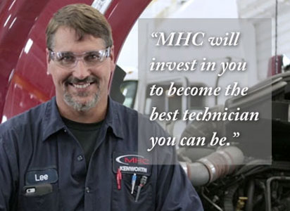 MHC Technician Development Program