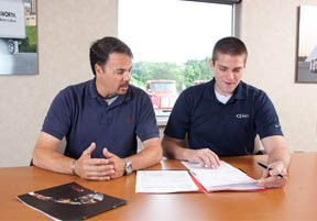 MHC Truck Leasing Administration Responsibilities