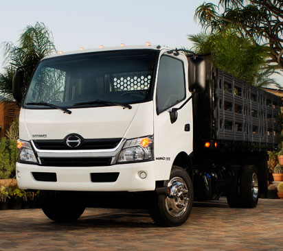 Hino 195 Truck Available for Lease