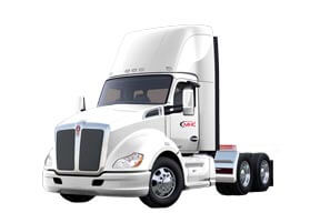 MHC Truck Rental- T680 Daycab