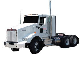 MHC Truck Rental - T800 Daycab