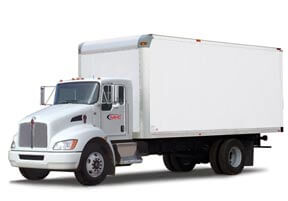 MHC Truck Rental - Dryvans