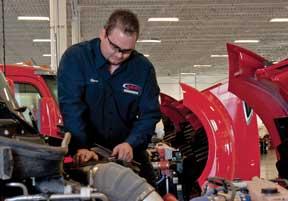 MHC Truck Leasing Truck Maintenance