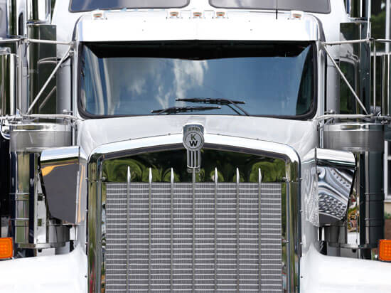 Kenworth ICON 900 grill stainless steel