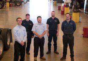 MHC Service Technicians