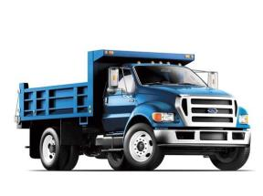 Ford F650 and F750 Trucks