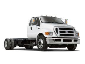 Ford F750 Trucks