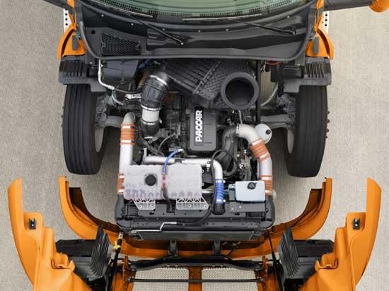 Kenworth T680 Engine