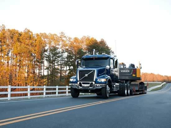 Volvo Truck - VHD430