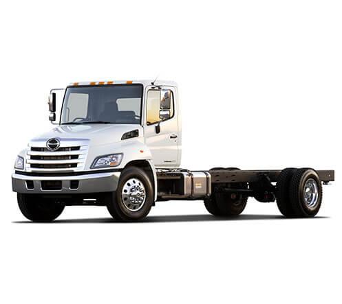 Hino Conventional Trucks