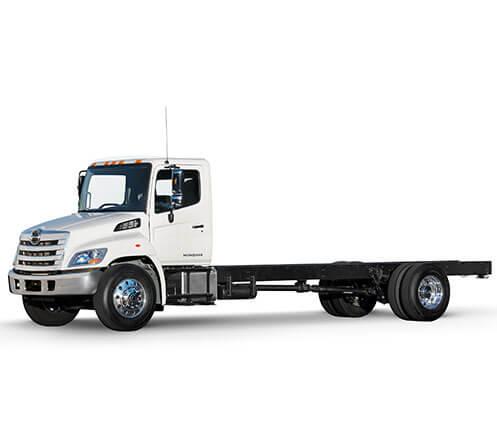 Hino 338 Conventional Trucks