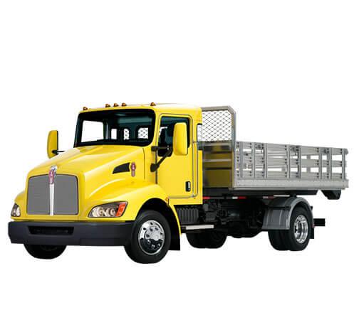 Kenworth T170 Landscape truck