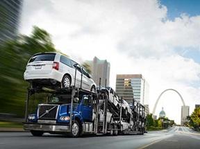 Pictures of Volvo VAH 200 Trucks