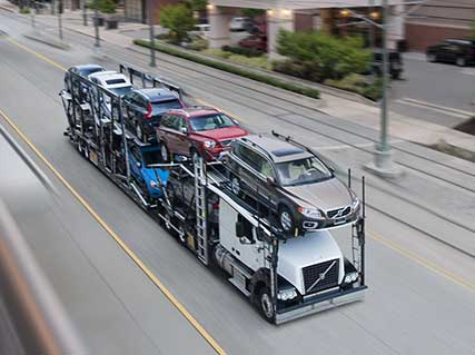 Volvo VAH 430 Trucks