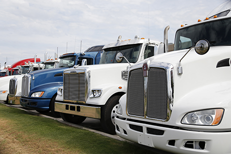 MHC Stocks a variety of truck makes
