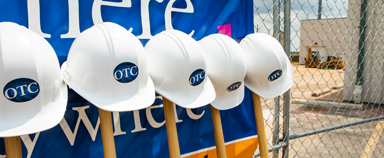 OTC Construction Kick-off
