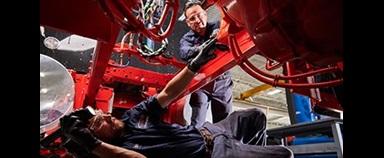 MHC Truck Technician Development Program