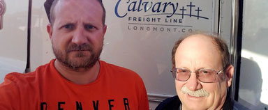 Calvary Freight Line