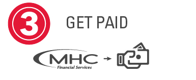 MHC Factoring Process