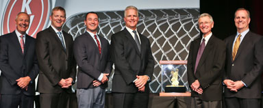 MHC Received Two Kenworth Dealer of the Year Awards
