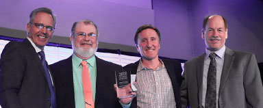 MHC Kenworth - Greeley's Martin B. Hamilton Earns Lytx Safe Driver of the Year Award in 2018