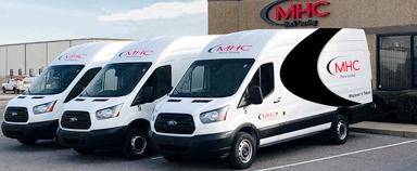 MHC Ford Transit Cargo Van