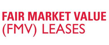 FMV Fair Market Value Leases