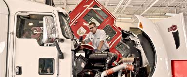 MHC Truck Leasing Managed Maintenance