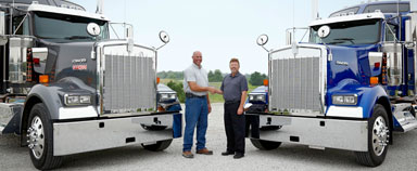 Keim TS ICON 900 Trucks