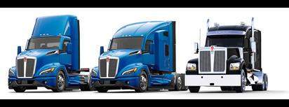 Heavy Duty New Trucks | MHC Kenworth | Commercial Truck Sales