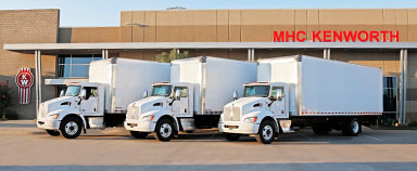 Medium Duty Stock Trucks T270