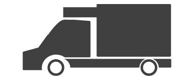 Medium duty refrigerated reefer trucks
