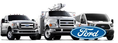 Ford commercial trucks
