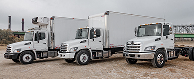 Hino Trucks Ultimate Confidence Package Promotion