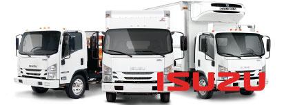 Isuzu medium duty trucks