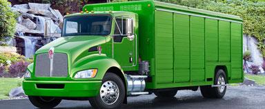 Kenworth Medium Duty Truck