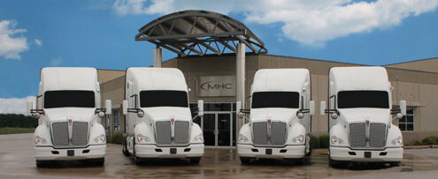 MHC Kenworth - New Trucks