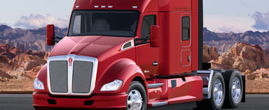 Kenworth T680 Truck Sees 10 Percent Increase in Fuel Economy Gains