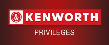 Kenworth Privilege Card