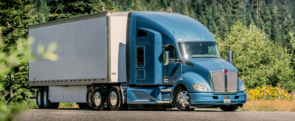 Kenworth sleeper truck T680
