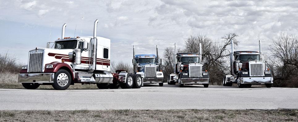 MHC Financial Services Testimonials Kenworth W900L Trucks