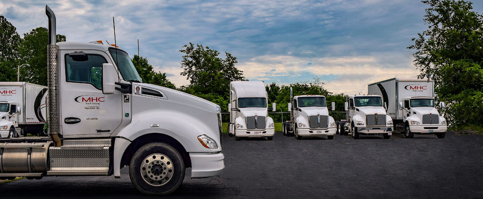 Optimize Your Business with MHC Truck Leasing